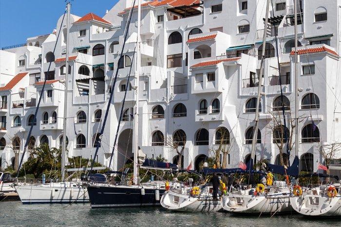 Ocean Village Marina Image